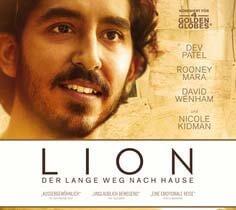 Lion Der lange Weg nach Hause