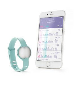 Ava_Armband_iPhone_App_Chart