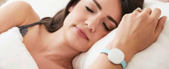 Ava Armband 2.0 am Arm nach Kauf