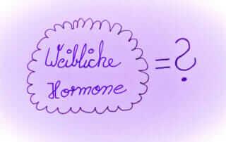 Weibliche Hormone Tabelle Hormonwerte der Frau