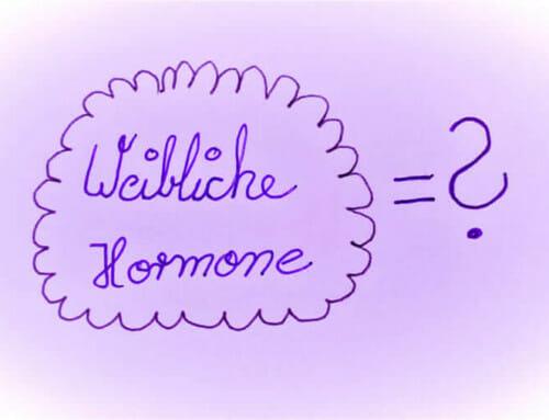 Weibliche Hormone: Hormonwerte Tabelle der Frau