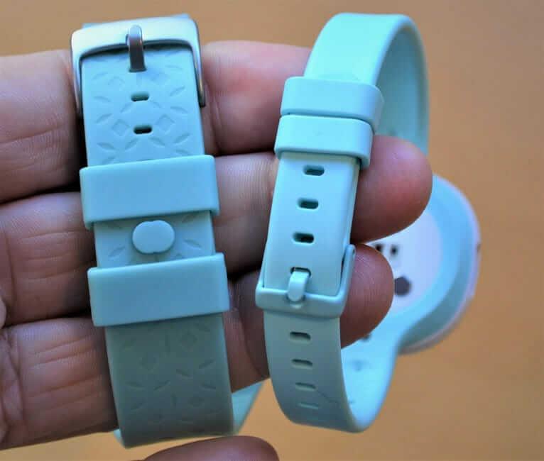 Ava 2.0 & 1.2 Armband Vergleich