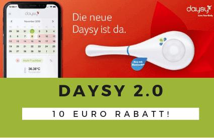 Neue Daysy 2.0 Rabatt + Gutschein