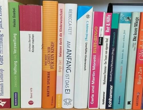 Kinderwunsch Buchtipps: Meine besten Buchempfehlungen!