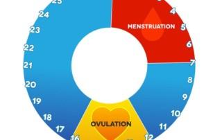 Kann man kurz vor der Periode schwanger werden