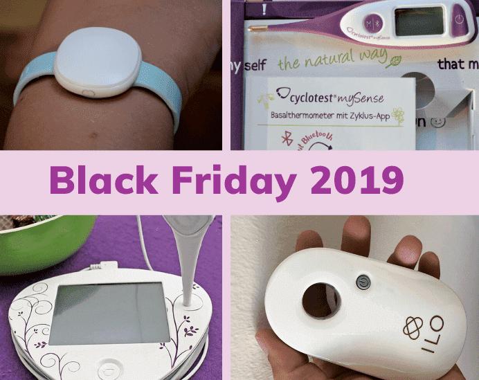 Black Friday 2019 Ava cyclotest mySense myWay breathe ilo