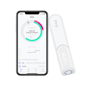 Ovy Basalthermometer & App