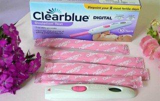 Clearblue Ovulationstest Erfahrungen, Anwendung, Auswertung, Kauf