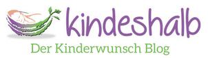 Kindeshalb: Der Kinderwunsch Blog für Frauen Logo
