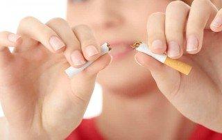 Rauchstopp Kinderwunsch weil rauchen die Einnistung stört