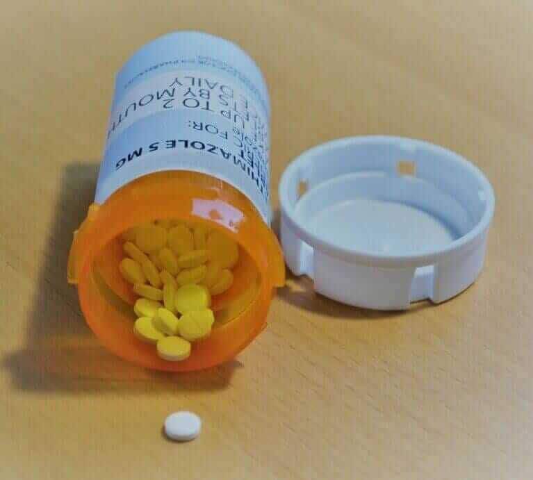 Schilddrüsenüberfunktion Medikamente